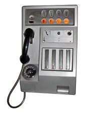 STICKER MURAL 75 x 50 cm - Téléphone Cabine Ancien