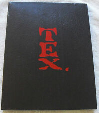 TEX Art of Mark Texeira Rare Ltd 400 Hardcover HC New