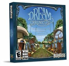 Dream Chronicles Hidden Object Puzzle Windows Mac Computer Game - Trusted Seller