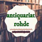 Antiquariat Rohde