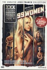 99 Women - Unrated Jess Franco Collection - DVD..