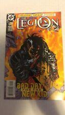 The Legion #15 February 2003 DC Comics Abnett Lanning