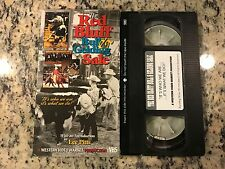 RED BLUFF BULL & GELDING SALE RARE VHS! NOT ON DVD 1995 BULL RIDING COMPETITION!