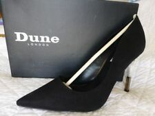Dune Stiletto Court Suede Upper Heels for Women