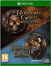 Baldur's gate edicion mejorada XBOX 1 original de Reino Unido de Liberación de menta One