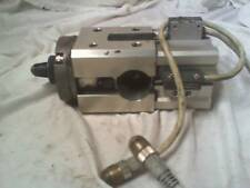 SMC CKQ50-15-DCH359BH Port Pneumatic Pin Clamp Cylinder - Used