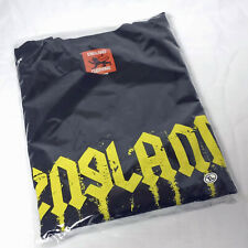 Aggressive Inline Skate Fashion England T-Shirt Black Xl