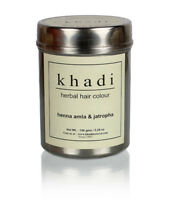 Khadi Hair Herbal Henna, Amla & Jatropa Natural Color