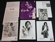 VANESSA-MAE 'THE VIOLIN PLAYER' 1995 PRESS KIT—3 PHOTOS
