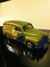 Matchbox FJ Holden Panel VAN w3 Tweety Bird Tampos LE  Toy 1:58 loose