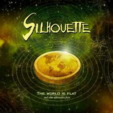 SILHOUETTE - The World Is Flat And Other Alternative Facts SEALED 2017 PROG PROG
