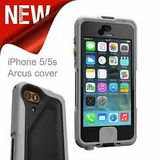 Lifedge Waterproof Case for iPhone 5 & 5s Protect Water Dust Impact Arcus-Black