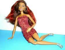 Unbespielte Barbie Made to Move AA,Ooak