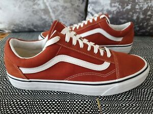VANS OLD SKOOL TRAINERS MENS SIZE UK10 EUR44.5 GENUINE
