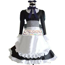 APH Hetalia: Axis Powers Belarus Lolita Dress Uniform Clothing Cosplay Costume