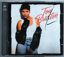 Toni Braxton 2 Disc Cd Toni Braxton (2016)NEW FTG Release Includes Remixes