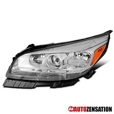 For 2013-2015 Chevy Malibu Left Driver Side Clear Projector Headlight Lamp 1PC