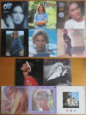 Olivia Newton-John --- grandes LP-Colección: 11 Vinyl-albumes --- Lista-Top
