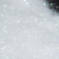 White Holographic Glitter Mica Shimmer Soap Pigments Ultra Fine Nail Art Silver