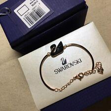 Swarovski ICONIC SWAN Black swan bracelet jewelry