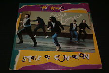 The Kinks State of Confusion LP Arista AL 8-8018 Stereo 1983 OUT OF PRINT