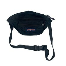Vintage 90s Jansport Fanny Pack Waist Bag Adjustable Strap