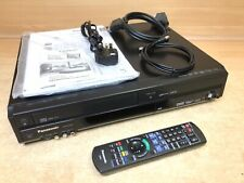 Panasonic DMR-EZ49V VHS DVD Recorders Transfer Video To DVD Freeview HDMI Remote