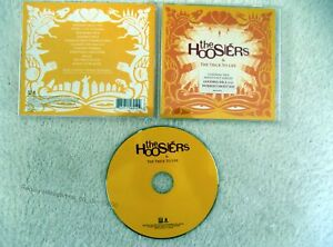 15698 The Hoosiers & The Trick To Life CD (2007)
