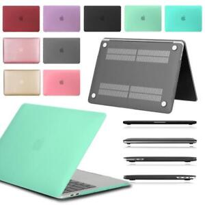 For Apple MacBook Pro 13'' 2016/ 2018 /2020 models - Rubberized Hard Case Cover
