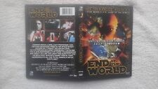 End of the World DVD Christopher lee R0 ALL  Rare full moon pictures CULT SCI FI