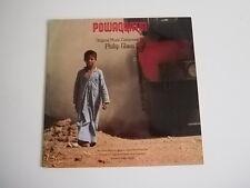 Powaqqatsi Philip Glass  digital recordings LP