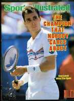 SPORTS ILLUSTRATED SEPTEMBER 15 1986 IVAN LENDL