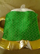 """Leprechaun """"Bierkrug"""" Hat für St. Patrick`s Day und andere Verrücktheiten"""