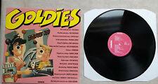 """DISQUE VINYLE 33T LP MUSIQUE / VARIOUS """"GOLDIES STATU QUO, MUNGO JERRY..."""" 1987"""