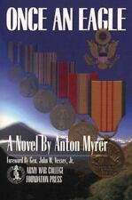 NEW BIG BOOK Once an Eagle by Anton Myrer 100% charity