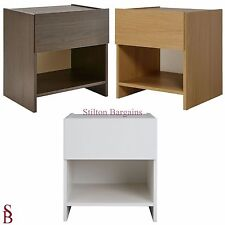 Denver 1 Drawer Bedside Chest - BNIB - Table Cabinet