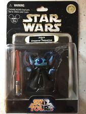 Star Tours Stitch As Emperor Palpatine Disney Park Star Wars Action Figure