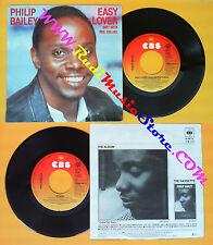 LP 45 7'' PHILIP BAILEY Easy lover Woman 1984 holland PHIL COLLINS no cd mc dvd