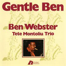 Ben Webster - Gentle Ben+2 LPs 45rpm 200g ++Analogue Productions +NEU++OVP