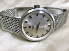 "VINTAGE TISSOT ""TURLER"" PR 516 CAL 781-1 SEVENTEEN JEWELS WATCH"