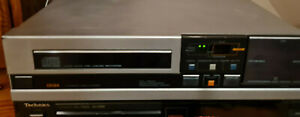 Philips CD 104  -  Compact Disc Player  -  vintage Modell programmierbar