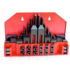 Spannpratzen Set 58-teilig M10 / 12 mm inkl. Wandhalterung