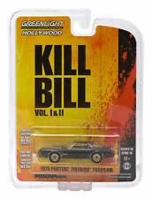 """Hollywood Series: 1979 Pontiac Firebird TA """"Kill Bill"""" 1/64 Scale"""