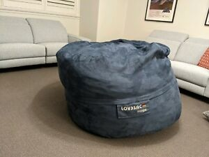 Lovesac Moviesac cover - modified big one insert (RRP $1100)