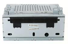 2012 Ford Focus AM FM Radio mp3 CD Player w Satellite Part Number CM5T-19C107-BG