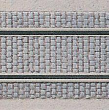 Kibri 34125 NEW HO COBBLESTONE SHEET WITH TRAM TRACKS