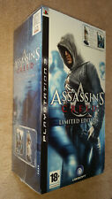 Assassin's Creed Limited Edition PS3 / neuf . blister . Fr . exclusif préco