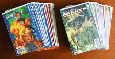 ULTIMATE FANTASTIC FOUR ~Complete Run! #1-60 + Annuals 1st MARVEL ZOMBIES BENDIS