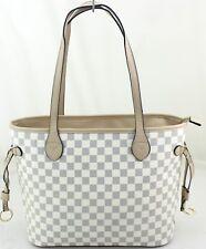 2125dae0fe5b Womens 2 Pcs Faux Leather DESIGNER Inspired Flower Shoulder Tote Handbag  Purse