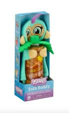Nip Fingerlings Monkey Zoe Bath Buddy and Body Wash Set Green Free Shipping!